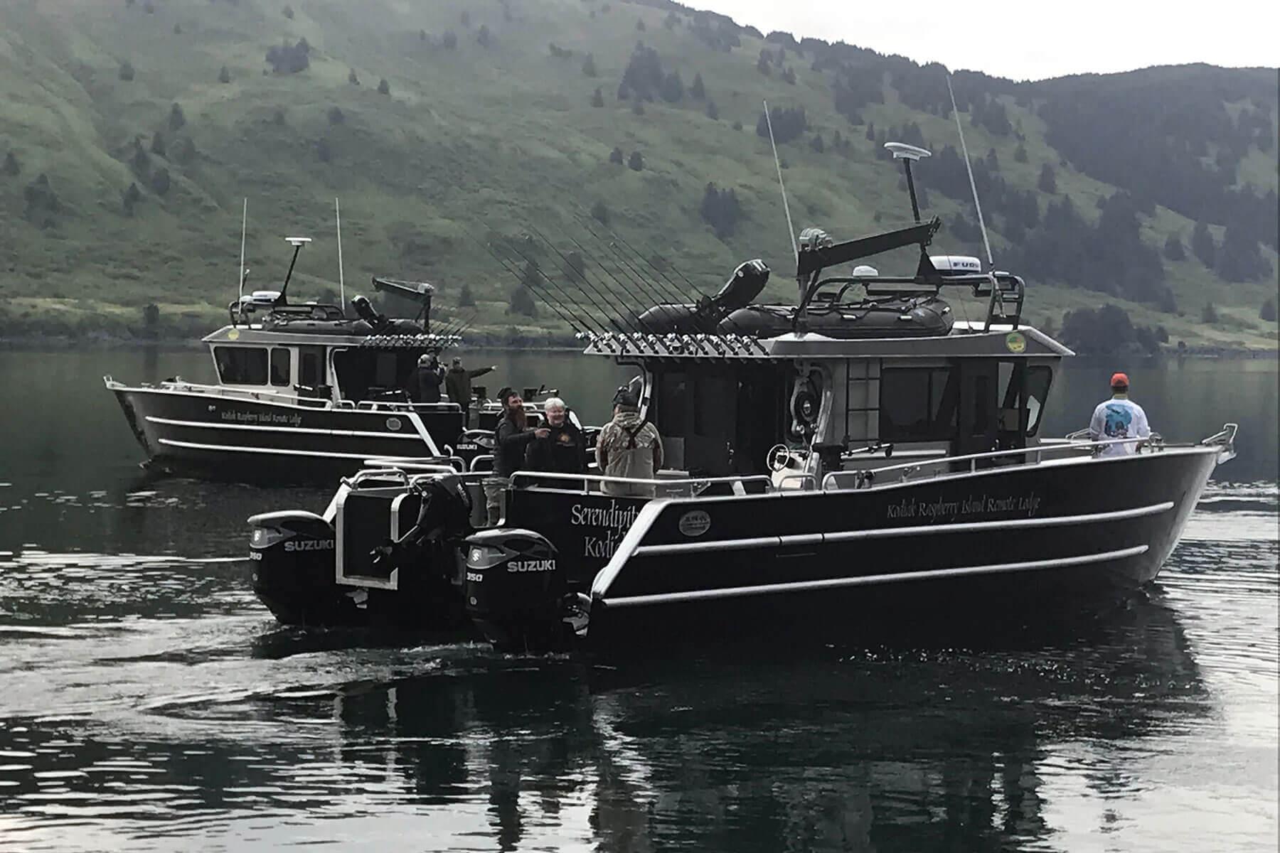 Alaskan Aluminum Power Catamarans, LLC – Specializing in